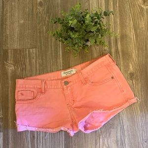 Abercrombie & Fitch Pink Shorts 💕